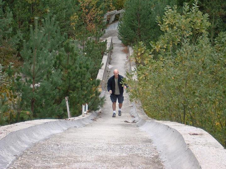 Photo Gallery/Bosnia Deployment/Sarajevo/Olympic Village/Olympic-Joe ...